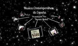Copy of Musica Contemporanea de Espana