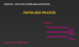 Data Structure Mini Project