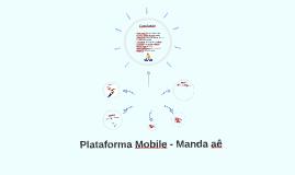 Plataforma Mobile - Manda aê!