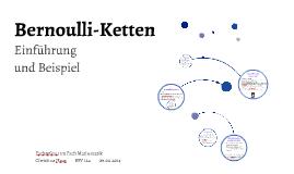Bernoulli-Ketten: