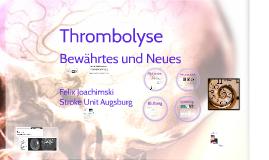Thrombolyse