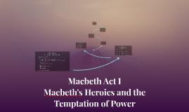 Copy of Macbeth Act I