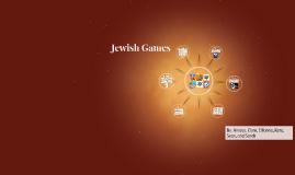 Jewish Games