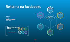 Reklama na facebook