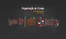 Organização do Estado
