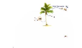 Palm waste