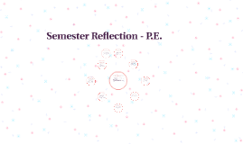 Semester Reflection - P.E.