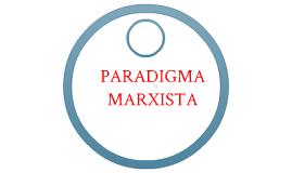 Paradigma Marxista