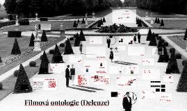 FILMová ontologie (Deleuze)