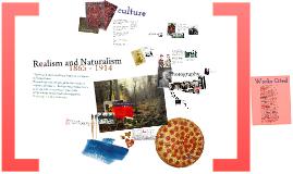 Copy of Copy of Realism & Naturalism