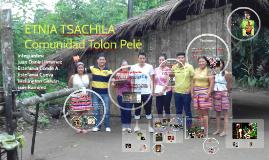 Danza Proyecto Tsáchila