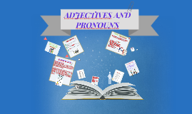 Adjectives and object pronouns
