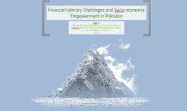 Financial Literacy Challenges and Socio-economic Empowerment