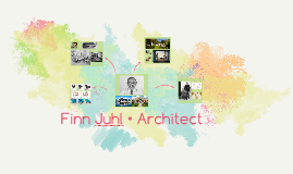Finn Juhl • Architect