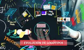 EVOLUCIÓN DE LOGOTIPOS