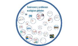 Copy of fenomenos y problemas ecologicos globales