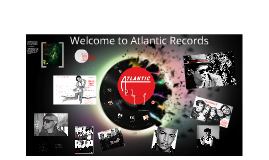 Atlantic Records Intern Orientation Sample