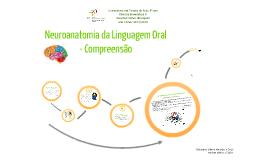 Neuroanatomia da Linguagem Oral - Compreensão