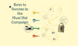 Keys to Success in the Huai Hai Campaign