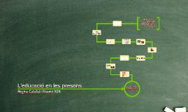 L'educació en les presons