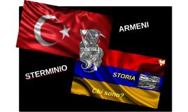sterminio degli armeni