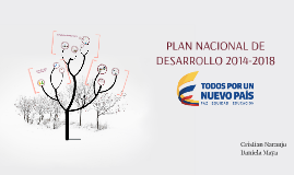 Copy of PLAN NACIONAL DE DESARROLLO 2014-2018