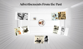 Advertisements From the Past