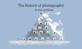 Copy of The history of photography