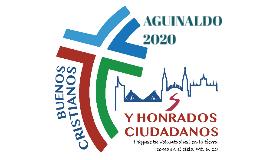 AGUINALDO 2020