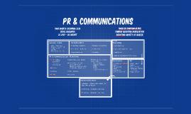 IDE '16 - PR & Communication