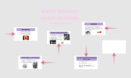 WW2's Economic Impact on Canada