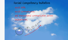 Social Competency Initiative