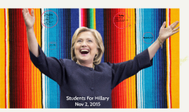 Students for hillary