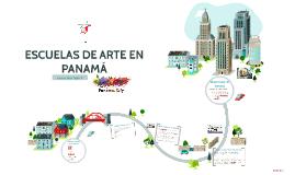 Escuelas de arte en Panamá