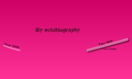 autabiograpy