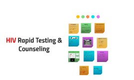 HIV Rapid Testing and Counseling