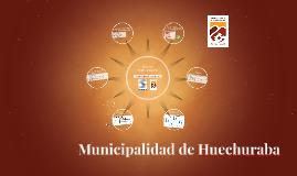 Copy of Municipalidad de Huechuraba