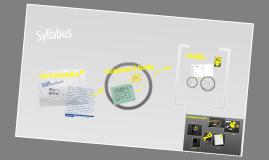 CRW 1301: Syllabus