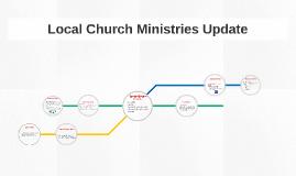 Local Church Ministries Update