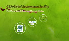 GEF: Global Environment Facility