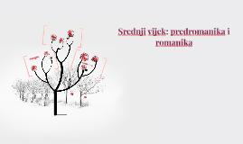 Srednji vijek: predromanika i romanika