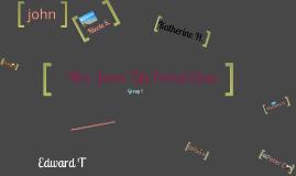 Mrs. Jones' 7th Period Class Group 1