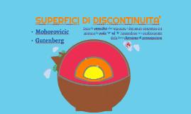 SUPERFICI DI DISCONTINUITÀ