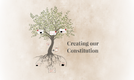 Creating our Constitution
