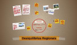 Desiquilibrios Regionais
