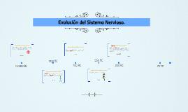 Evolución del Sistema Nervioso.