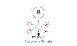 WEBCAST-PLATAFORMAS DIGITALES