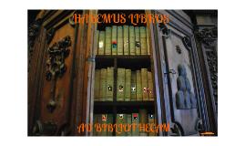 Habemus libros