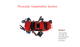 Prescotts automotive services