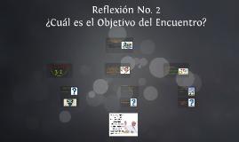 PreyMenta Reflexión No. 2